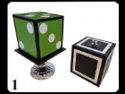 Split Dice (Cabaret Size) by Tora Magic